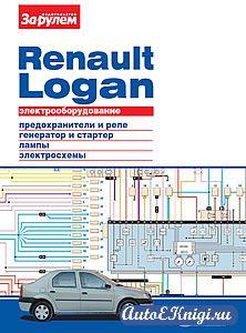 Электрооборудование Renault Logan. Иллюстрированное руководство